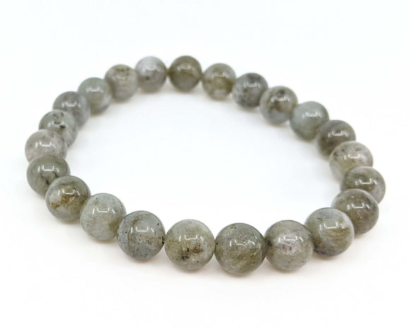 Labradorite 8mm Stretch Bracelet