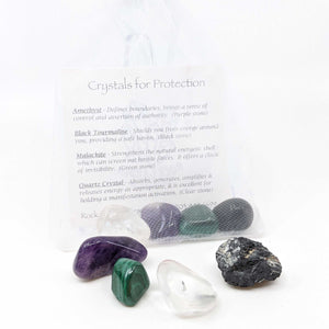 Protection Energy Stone Pouch