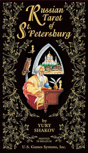 Russian Tarot of St. Petersburg Deck