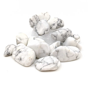 Howlite Tumble Polished 1pc.