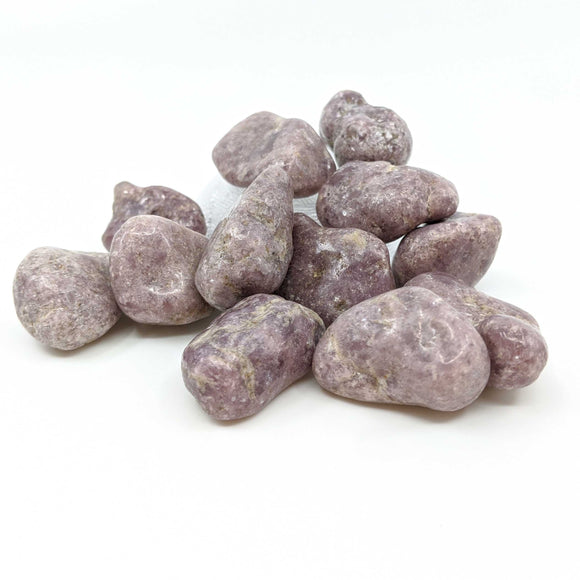 Lepidolite Tumble Polished 1pc.