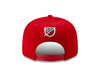 Toronto FC MLS TFC 9Fifty New Era Snapback Hat