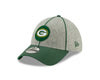 Green Bay Packers New Era Official NFL Sideline Home 39Thirty Stretch Fit