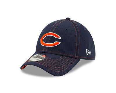 Chicago Bears New Era Official NFL Sideline Road 39Thirty Stretch Fit