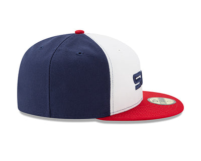 Chicago White Sox New Era Alternate Authentic Collection On-Field Home 59FIFTY Fitted Hat