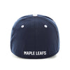 Toronto Maple Leafs Kick Off Dark Navy 47 Brand Flex Fit