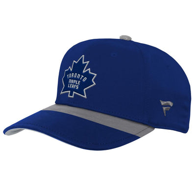 Youth Toronto Maple Leafs Special Edition Adjustable Hat – Blue