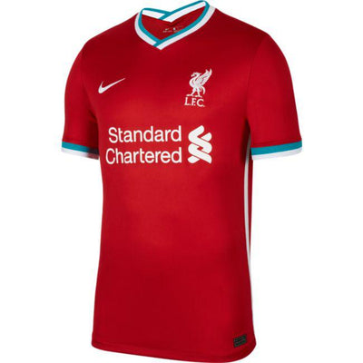 Liverpool 2020/21 Home Breathe Stadium Replica Jersey - Red - Nike