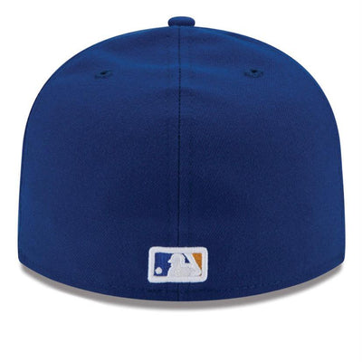 Seattle Mariners New Era Alternate 2 Authentic On Field 59FIFTY Fitted Hat - Royal