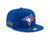 Toronto Blue Jays Official On-Field Post Season 2020 Playoffs New Era 59FIFTY Fitted Hat