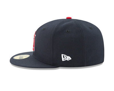 St. Louis Cardinals New Era Navy Authentic Collection On-Field Alternate 59FIFTY Fitted Hat