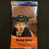2020-21 Upper Deck Young Guns Series 1 Hockey Hobby Pack - 1 Pack / 8 Cards