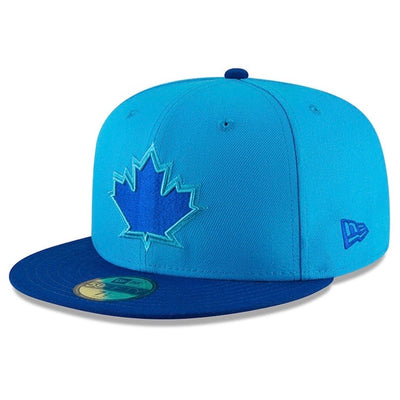 Toronto Blue Jays New Era Blue/Blue 2018 Players' Weekend On-Field 59FIFTY Fitted Hat