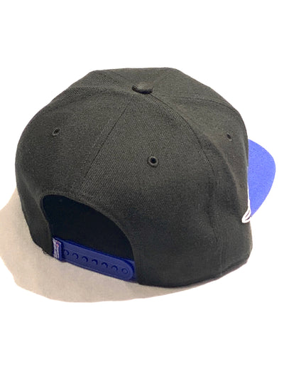 Toronto Blue Jays Blackout Colossal 2Tone 47 Brand Snapback Hat