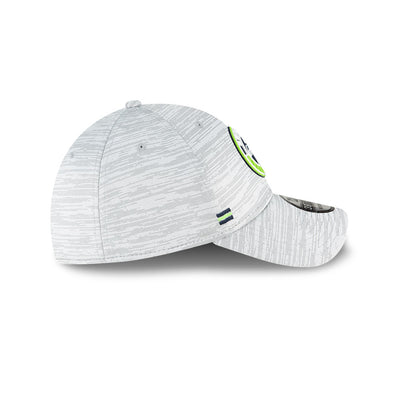 Seattle Seahawks Official NFL 2020 Fall Sideline 39Thirty Stretch Fit Hat