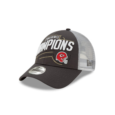 Kansas City Chiefs AFC Conference Champions Locker Room New Era Hat