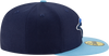 Youth Toronto Blue Jays Navy/ Light Blue New Alternate 4 Authentic Collection On-Field New Era - 59FIFTY Fitted Hat