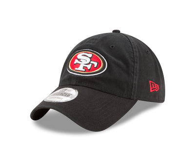 San Francisco 49ers New Era 9Twenty Classic Adjustable Hat