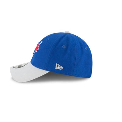 Toddler Toronto Blue Jays The League Royal Grey 9Forty New Era Hat