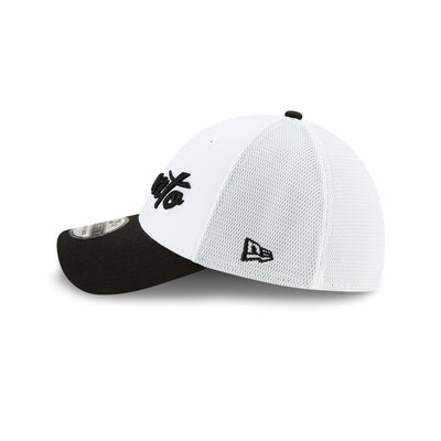 Earned Not Given Toronto Raptors 39Thirty Holiday Edition CS19 White/Black New Era FlexFit