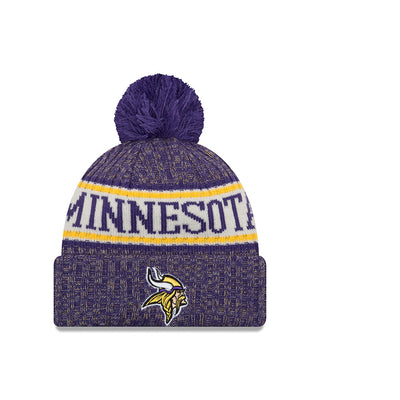 Youth Minnesota Vikings 2018 NFL Sports Knit Hat