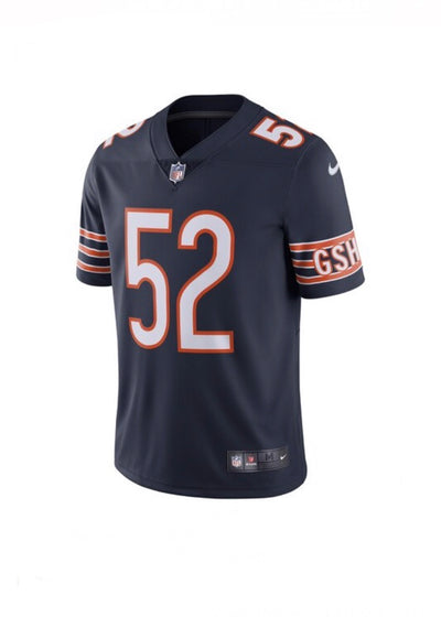Khalil Mack Chicago Bears Navy Nike Limited Jersey