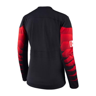 Women's Team Canada Official 2018 Nike Olympic Replica Black