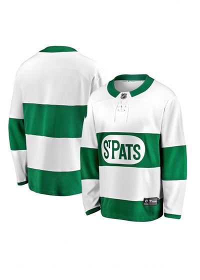 Toronto Maples Leafs St Pats Replica Jersey
