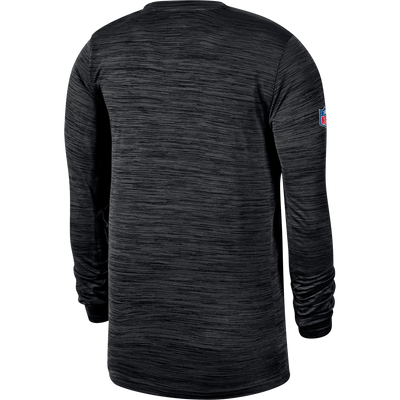 Philadelphia Eagles Nike Velocity Long Sleeve Shirt