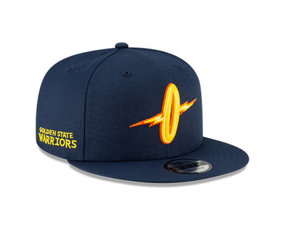 Oakland Warriors Alternate Navy New Era City Series 20 Snapback