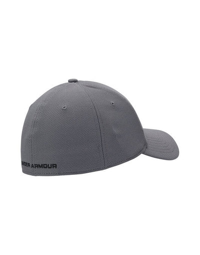 Under Armour Men's Blitzing 3.0 Stretch Fit Hat - Gray