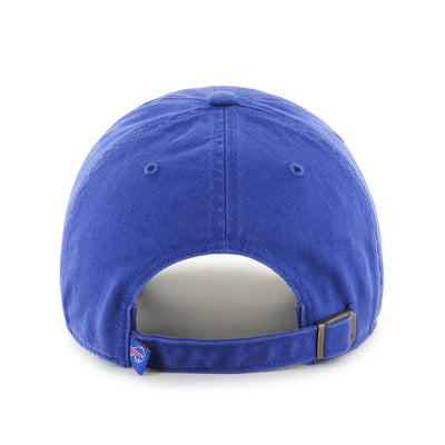Buffalo Bills Royal Clean Up '47 Brand Adjustable Hat