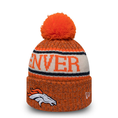 Youth Denver Broncos 2018 NFL Sports Knit Hat