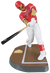 2020 MLB MIKE TROUT LOS ANGELES ANGELS IMPORT DRAGON FIGURE