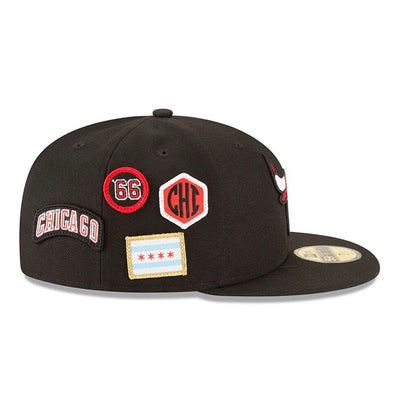 Chicago Bulls New Era 2018 NBA Draft 9Fifty Hat