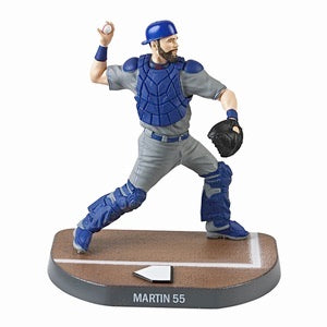 2018 MLB RUSSELL MARTIN TORONTO BLUE JAYS IMPORT DRAGON FIGURE