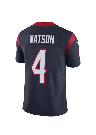 Deshaun Watson Houston Texans Navy Nike Limited Jersey