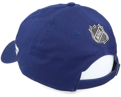 Toronto Maple Leafs Cobalt Unconstructed Blue Dad Hat