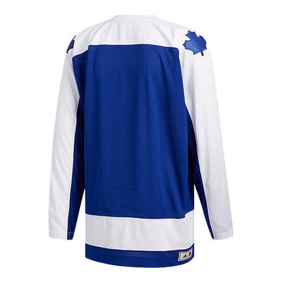 Toronto Maple Leafs Adidas Team Classic 1978 Road Blue Authentic Jersey