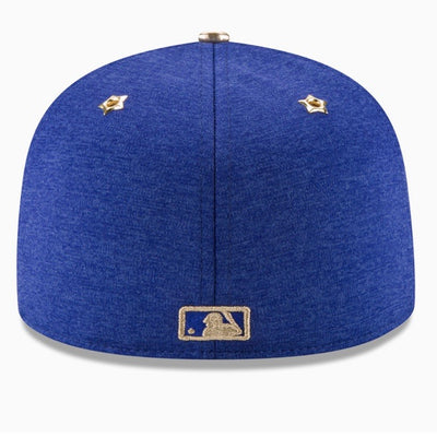 Toronto Blue Jays Authentic Collection All Star Game 2017 No Patch New Era 59FIFTY Fitted Hat
