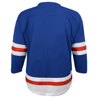 Youth NY Rangers Home Replica Jersey