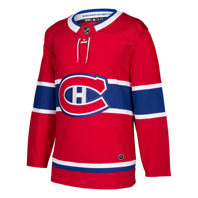 Montreal Canadiens Adidas Home Authentic Jersey