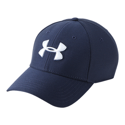 Under Armour Men's Blitzing 3.0 Stretch Fit Hat - Navy