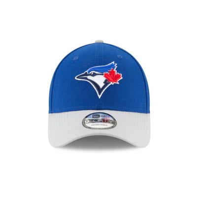 Youth Toronto Blue Jays The League Royal Grey 9Forty New Era Hat