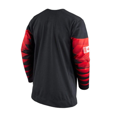 Team Canada Official 2018 Nike Olympic Replica Black