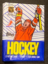 1989-90 Topps Hockey NHL Trading Cards - 1 pack /13 cards