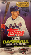 Topps Baseball 2020 Series 1 (46 Cards Per Pack) Fat Pack