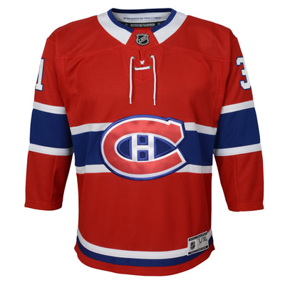 Youth Montreal Canadiens Price Home Replica Jersey
