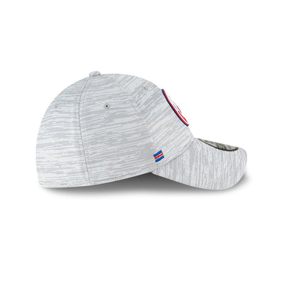 Buffalo Bills Official NFL 2020 Fall Sideline 39Thirty Stretch Fit Hat