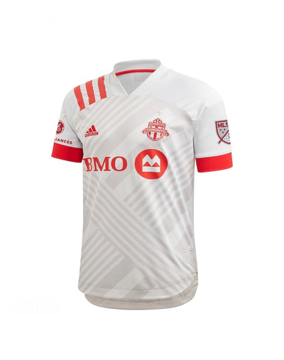 Toronto FC TFC Adidas Gray 2020 Unity - Authentic Jersey
